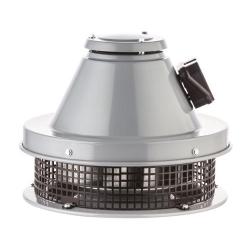 Yatay Atışlı (Harici Motorlu Dairesel) Radyal Çatı Fanları