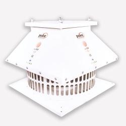 Dıştan Motorlu Çatı Tipi Radyal Fan