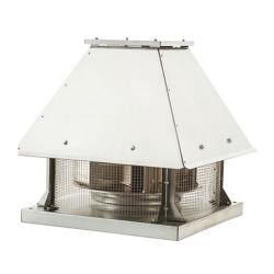Yatay Atışlı (Motor Hava Akımının Dışında) Radyal Çatı Fanları